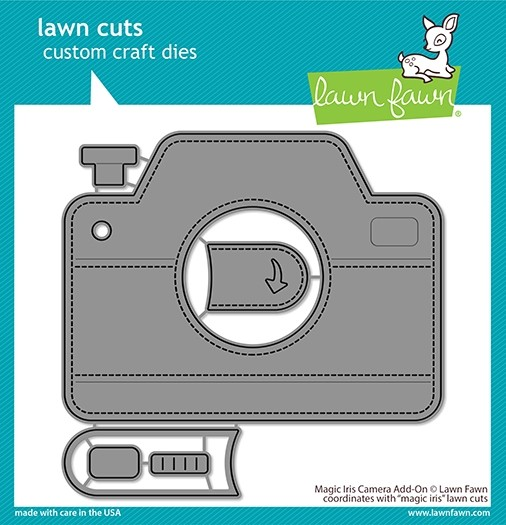 Lawn Fawn magic iris camera add-on LF2344