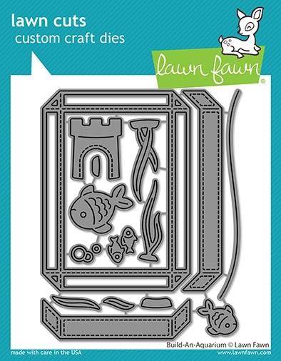 Lawn Fawn build-an-aquarium LF2361