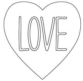 Savvy lg love heart die (10189)
