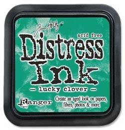 Lucky Clover Distress Pad