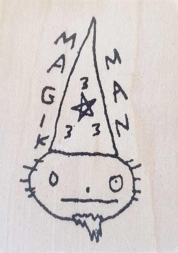 Rubbermoon Magik-al GF7133D