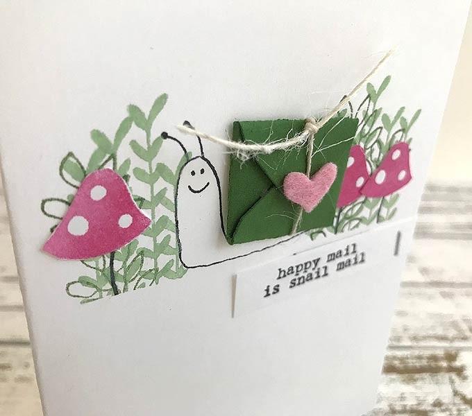 Tiny Envelope Die (10185)