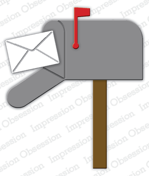 Mailbox Die  io533p