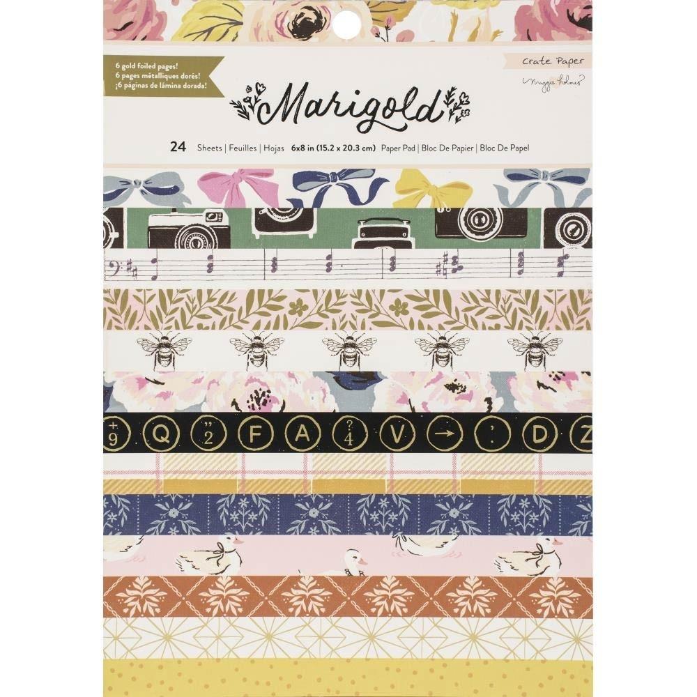 Marigold Paper Pad 6x8
