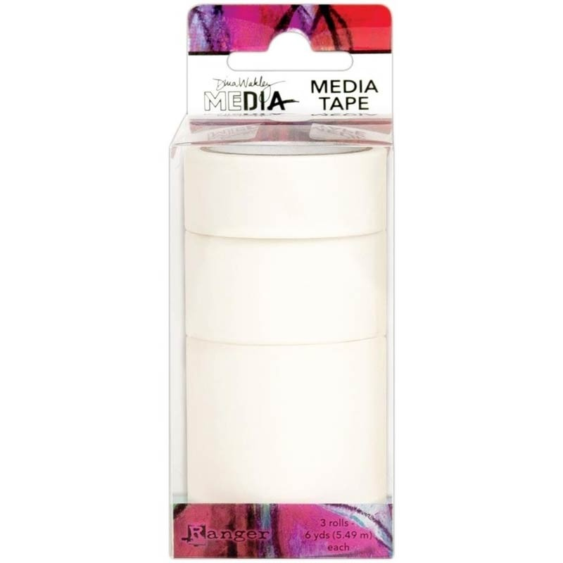 Dina Wakley Media Blank Tape