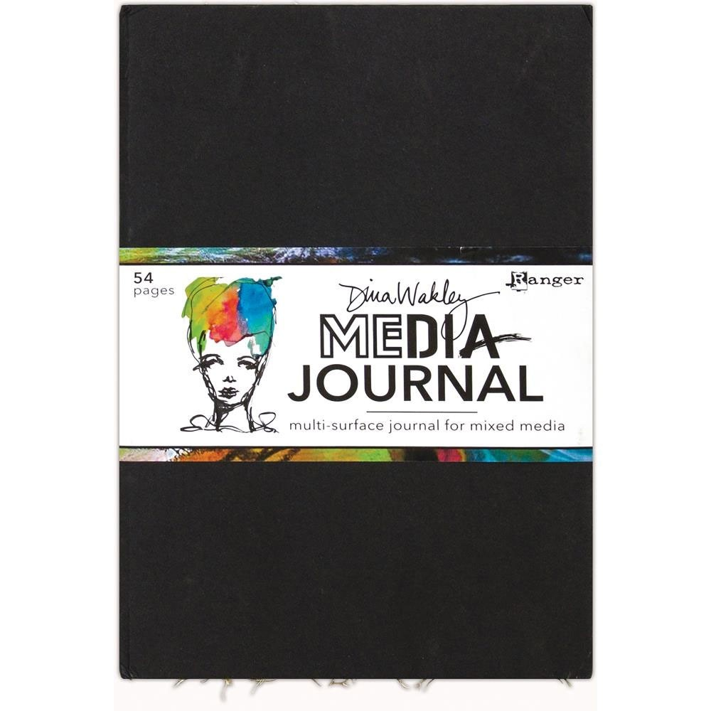 "Dina Wakley Media Journal 10""X14.25"""