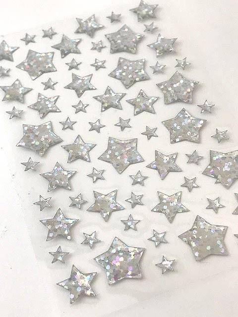 Mini Star Stickers