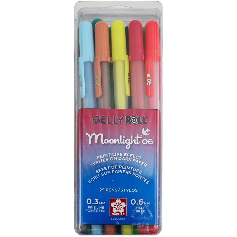 Gelly Roll Moonlight 06 Pens