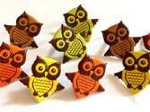 Bright Owl Brads