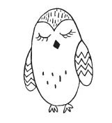 Savvy Owl Love 1603c