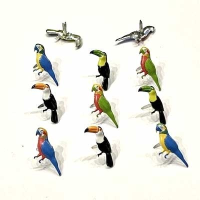Parrot Brads