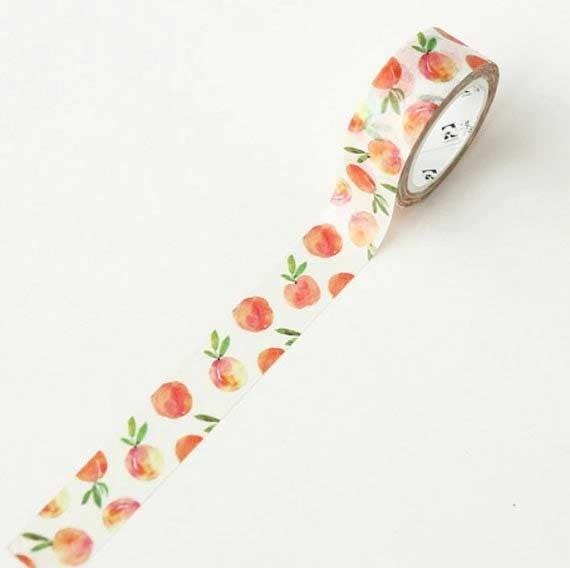 Peach Washi Tape