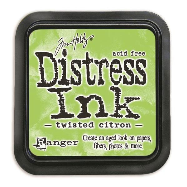 Twisted Citron Distress Pad