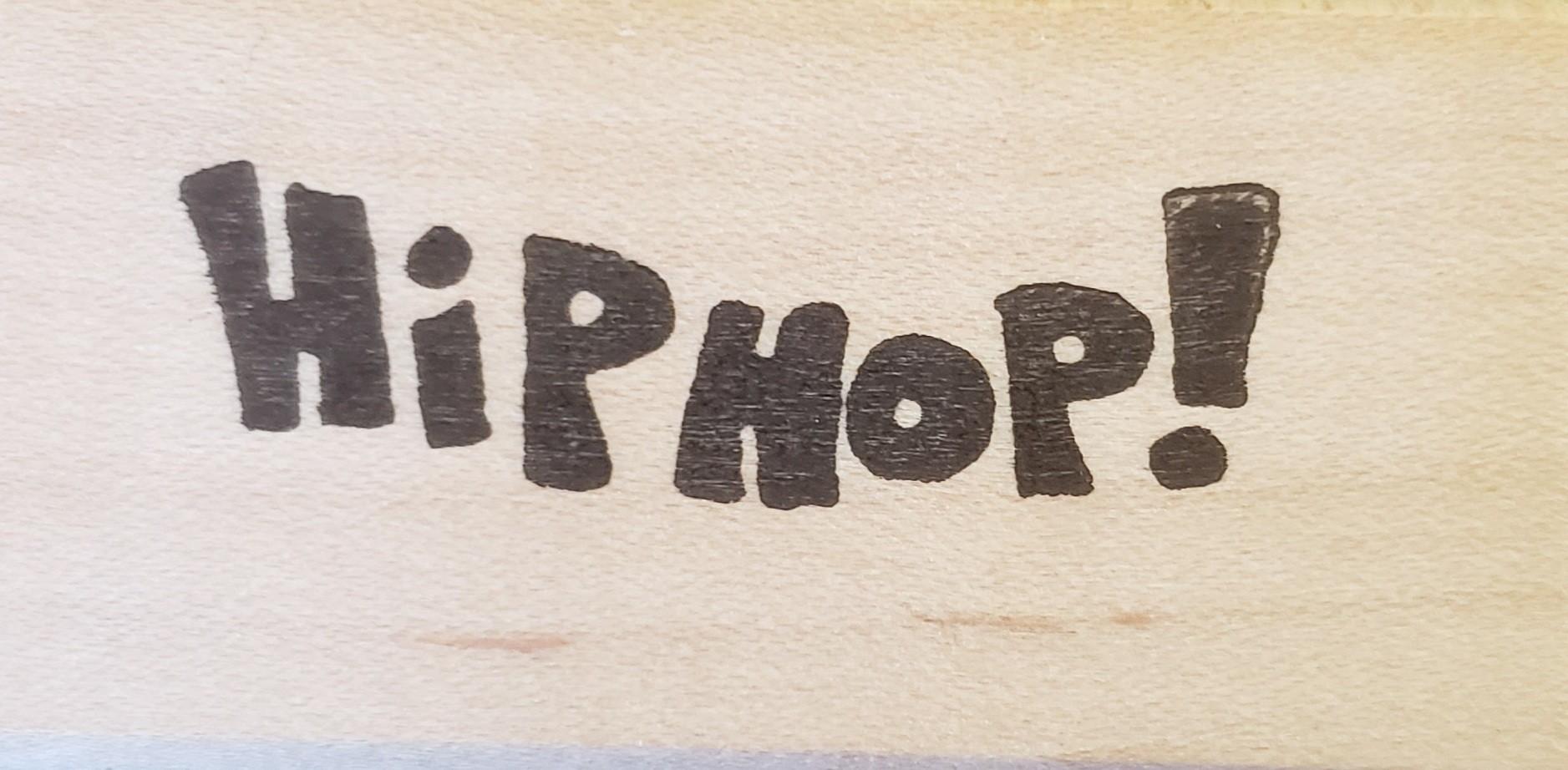 Rubbermoon Hip Hop! GF7128D