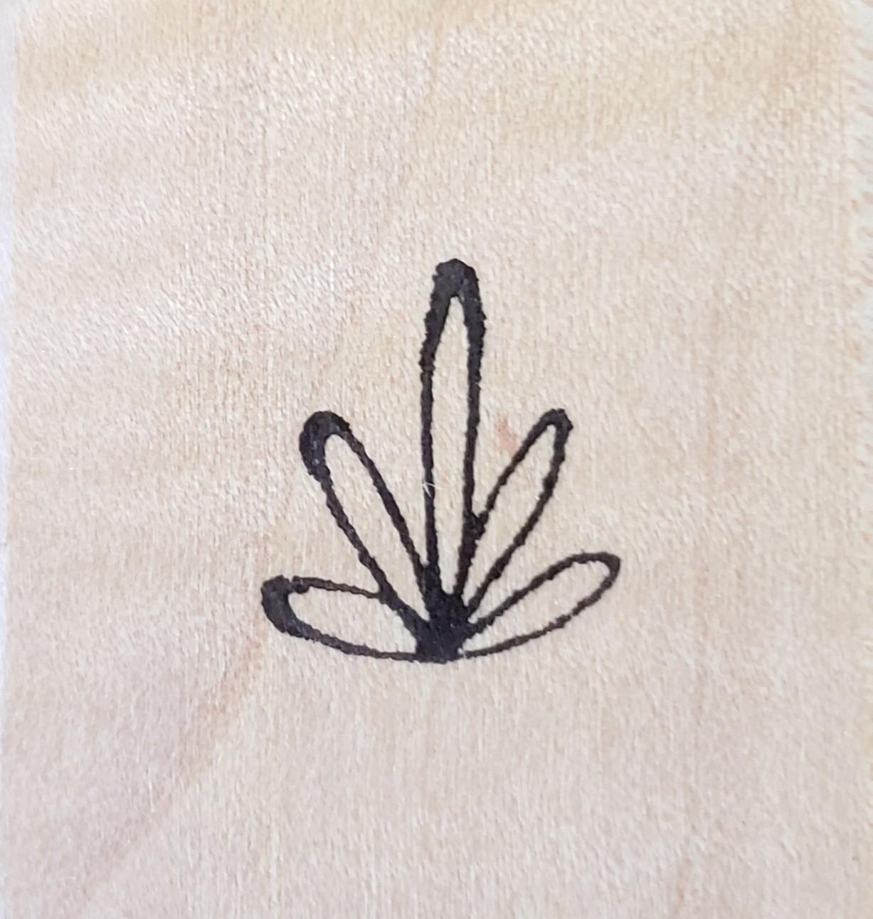 Rubbermoon little leafs MM7169AA