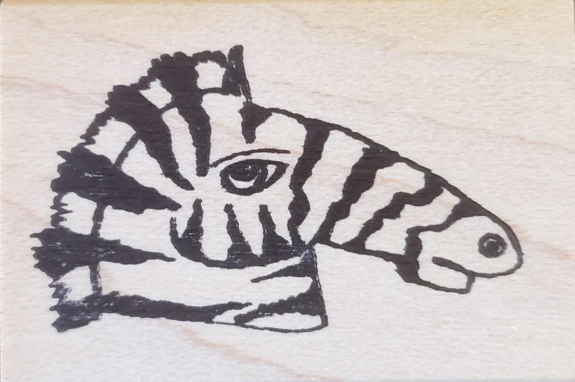 Rubbermoon Zebra Head SC5396E