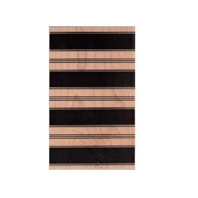 Savvy Widestripe Background rubberstamp 639k