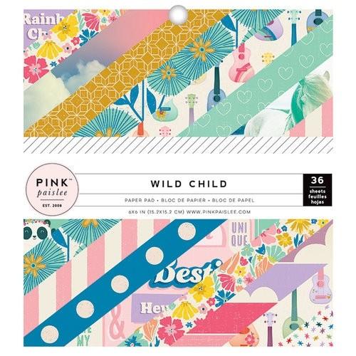 Wild Child Paper Pack
