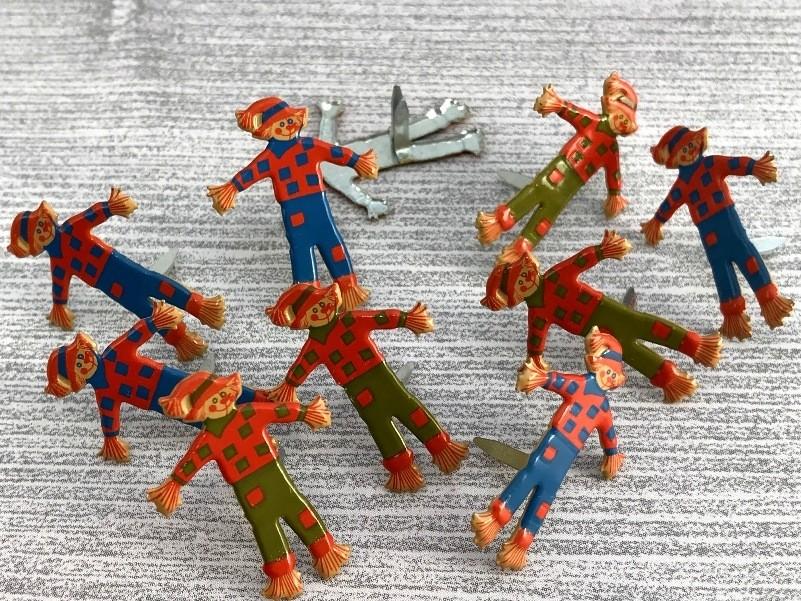 Scarecrow Brads