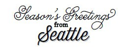 5486C - seasons greetings from seattle