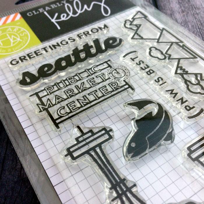 Kelly Purkey Seattle Planner Set