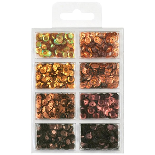 Box Of Chocolate Sequins
