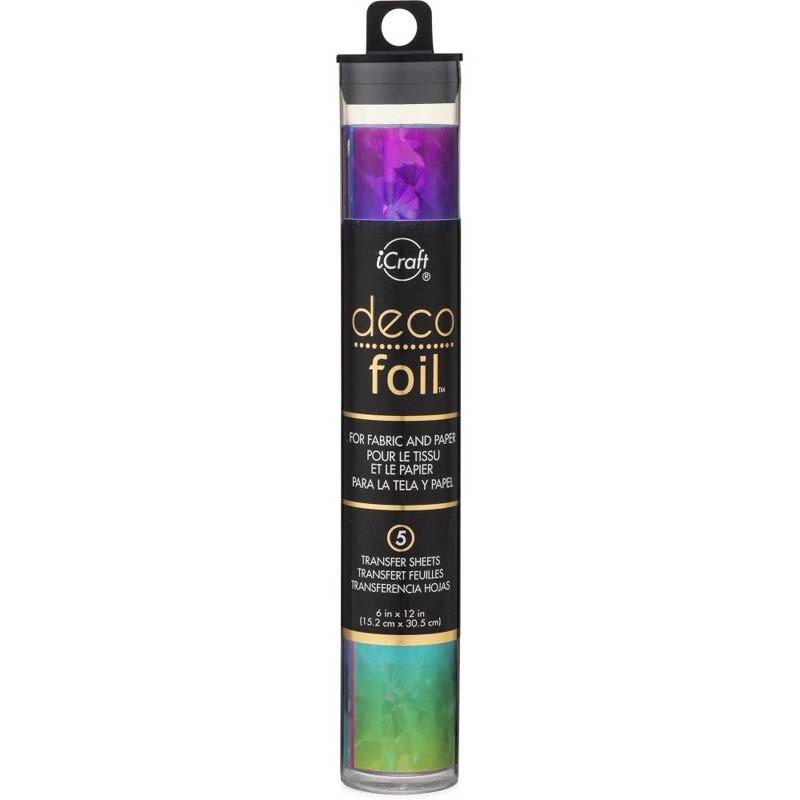 Deco Foil Shattered Glass Foil