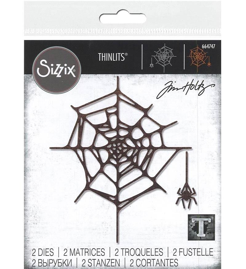 Sizzix Spider Web Die 664747