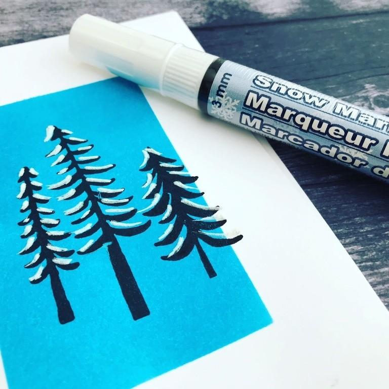 Snow Marker Pen