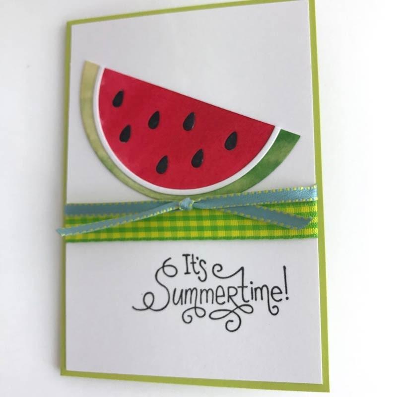 My Favorite Things Watermelon Slice Die-namics