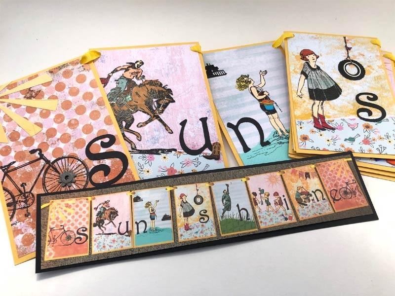 Sunshine Banner Class Kit
