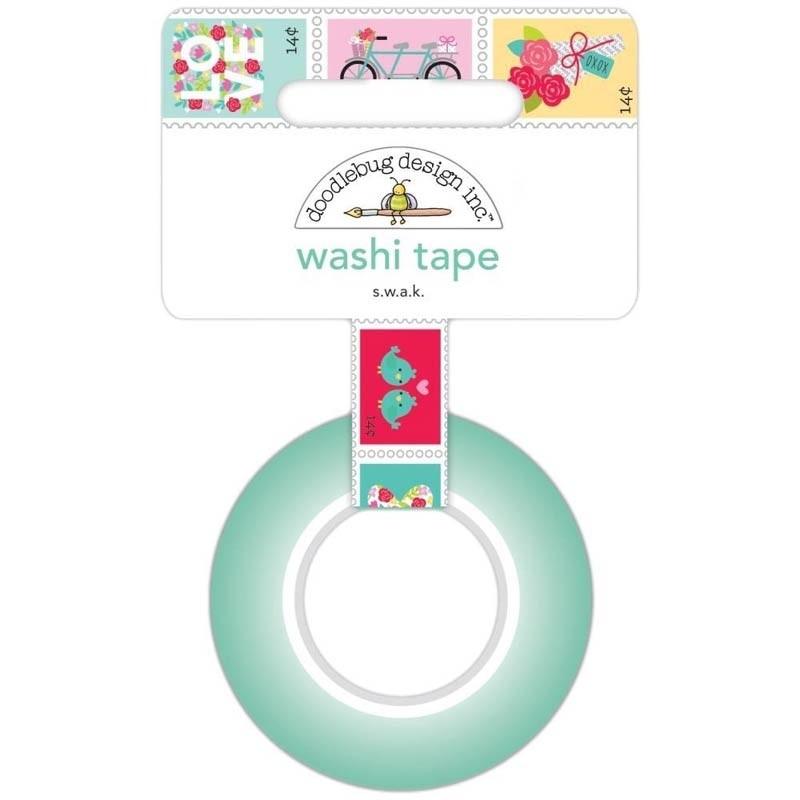 Doodlebug SWAK Washi Tape Love Notes