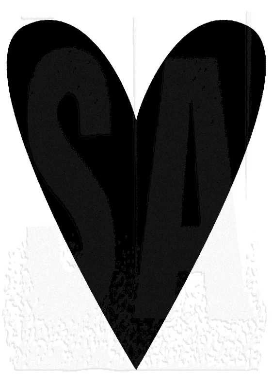 Stampers Anonymous Solid Heart