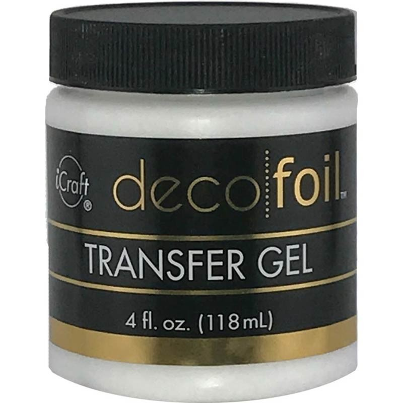 Deco Foil Transfer Gel