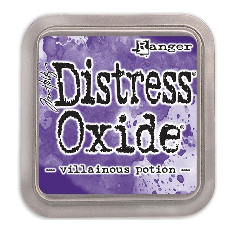 Tim Holtz Distress Oxide Ink Pad Villainous Potion