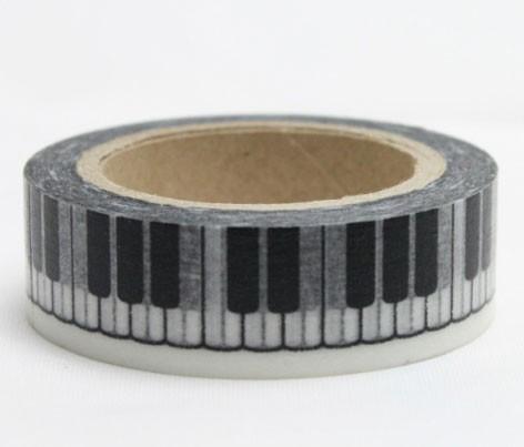 Keyboard Washi Tape