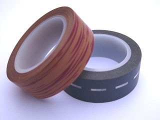 Road and Wood Washi Tape