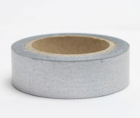 Silver Washi Tape