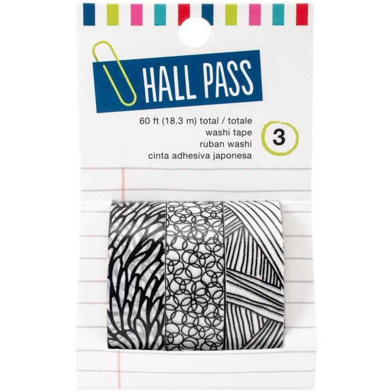 Hall Pass Washi Tape