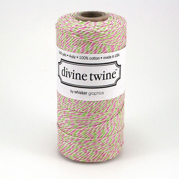 Watermelon Divine Twine (240 yds)