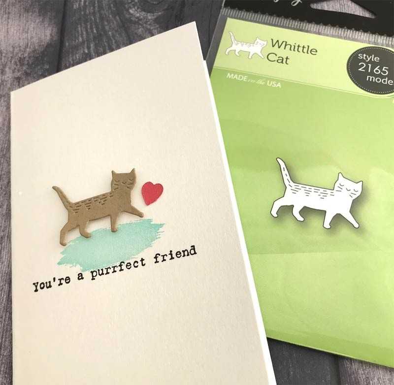 You're a purrfect friend 5735c