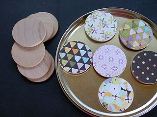 Wooden Circles