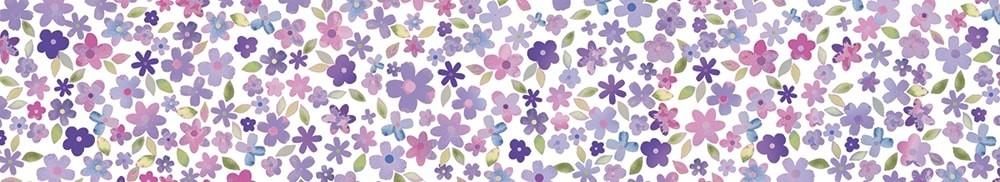 Cornelia Violet 1 inch Washi Tape