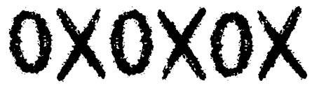 5677G - xoxo border