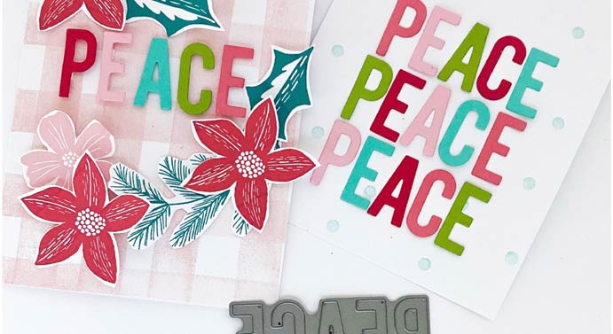 Bright Peace Card