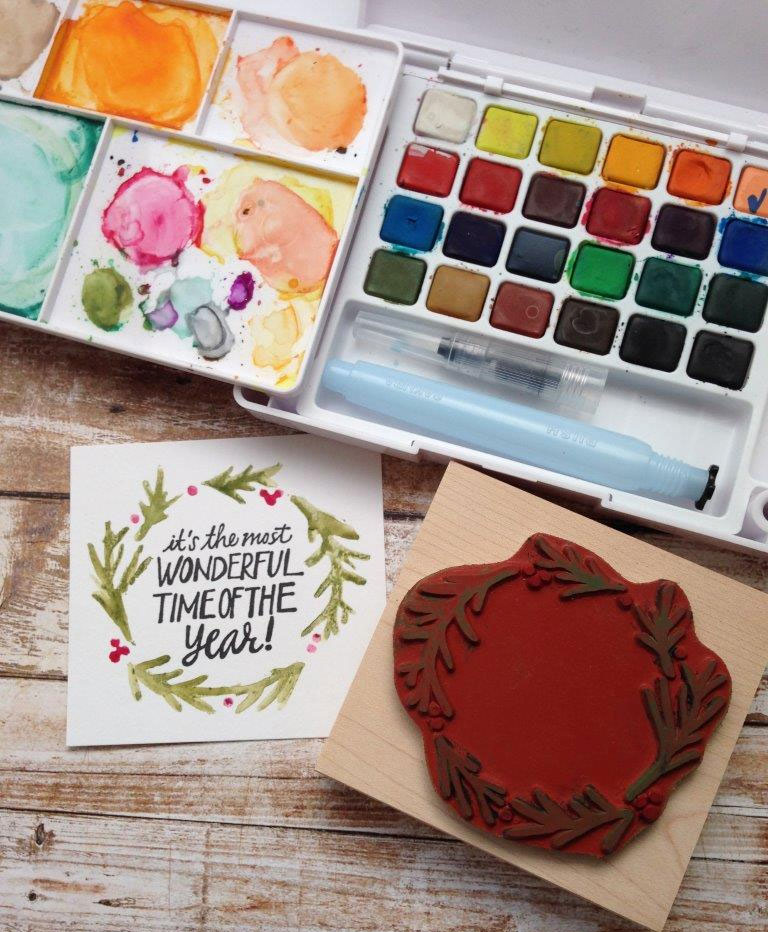 watercolorstamp
