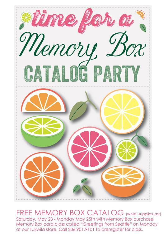 catalogparty