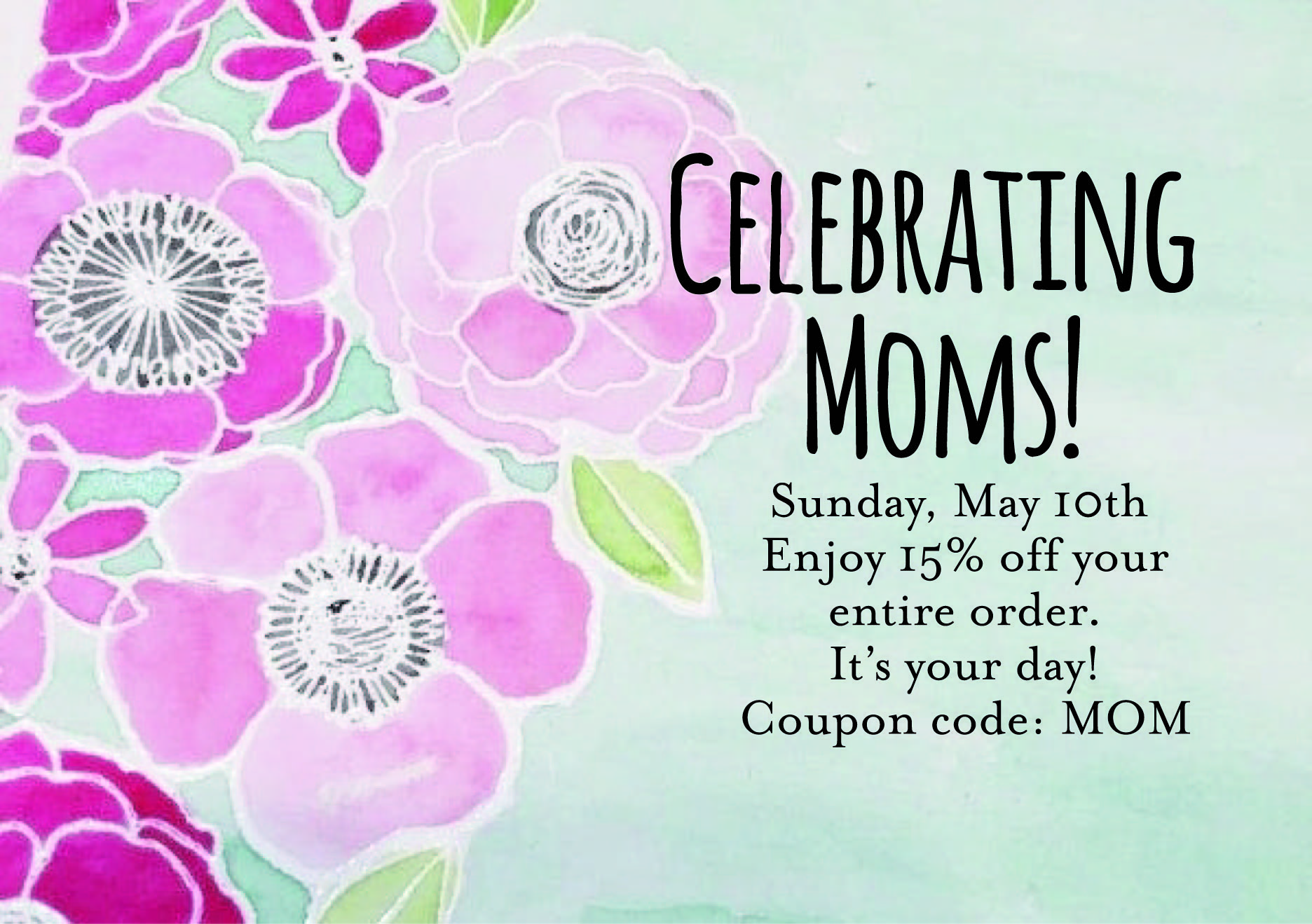 mother's day coupon 2015 web