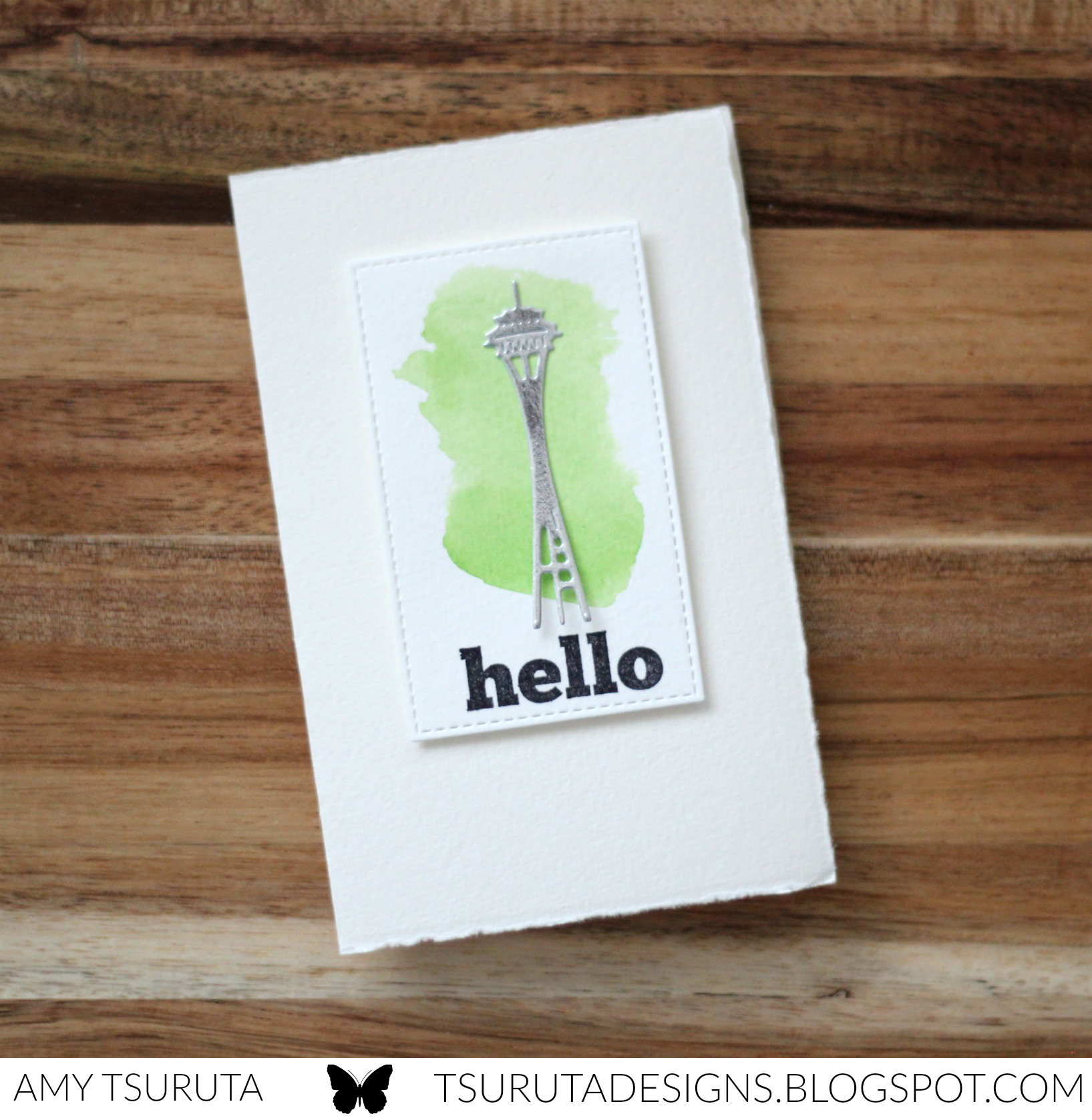 hello by Amy Tsuruta for Impress